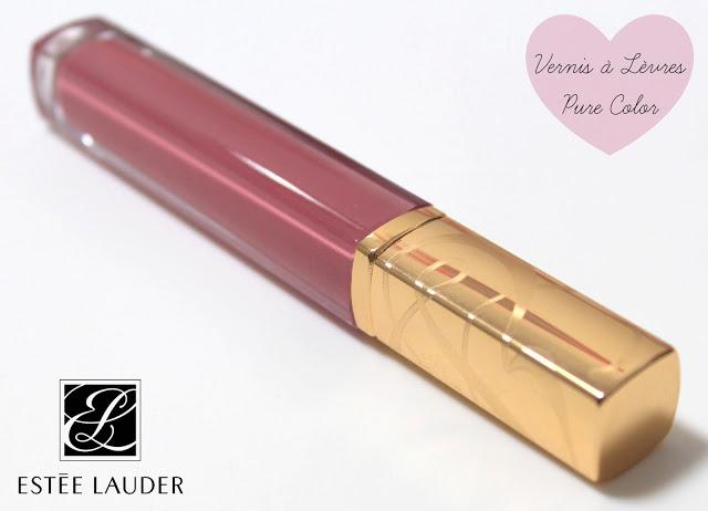 Ce Vernis à Lèvres Estée Lauder - Julie World Of Beauty