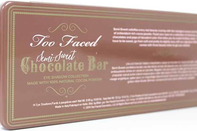Semi Sweet Chocolate Bar-Too Faced-17