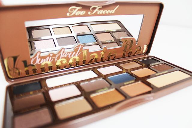 Semi Sweet Chocolate Bar-Too Faced-7