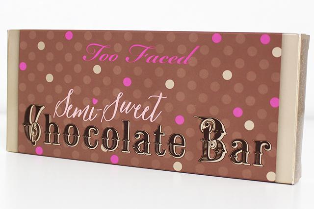 Semi Sweet Chocolate Bar-Too Faced