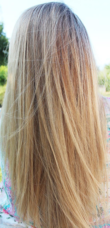 La couleur de mes cheveux julie world of beauty - Balayage blond clair ...