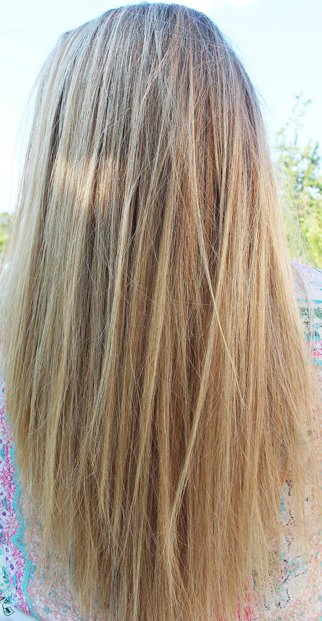 cheveux blonds 3 - Coloration Qui N Abime Pas Les Cheveux