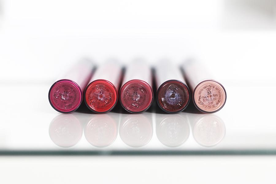 Rouge Veloute Sans Transfert Sephora Nouvelles Teintes Julie