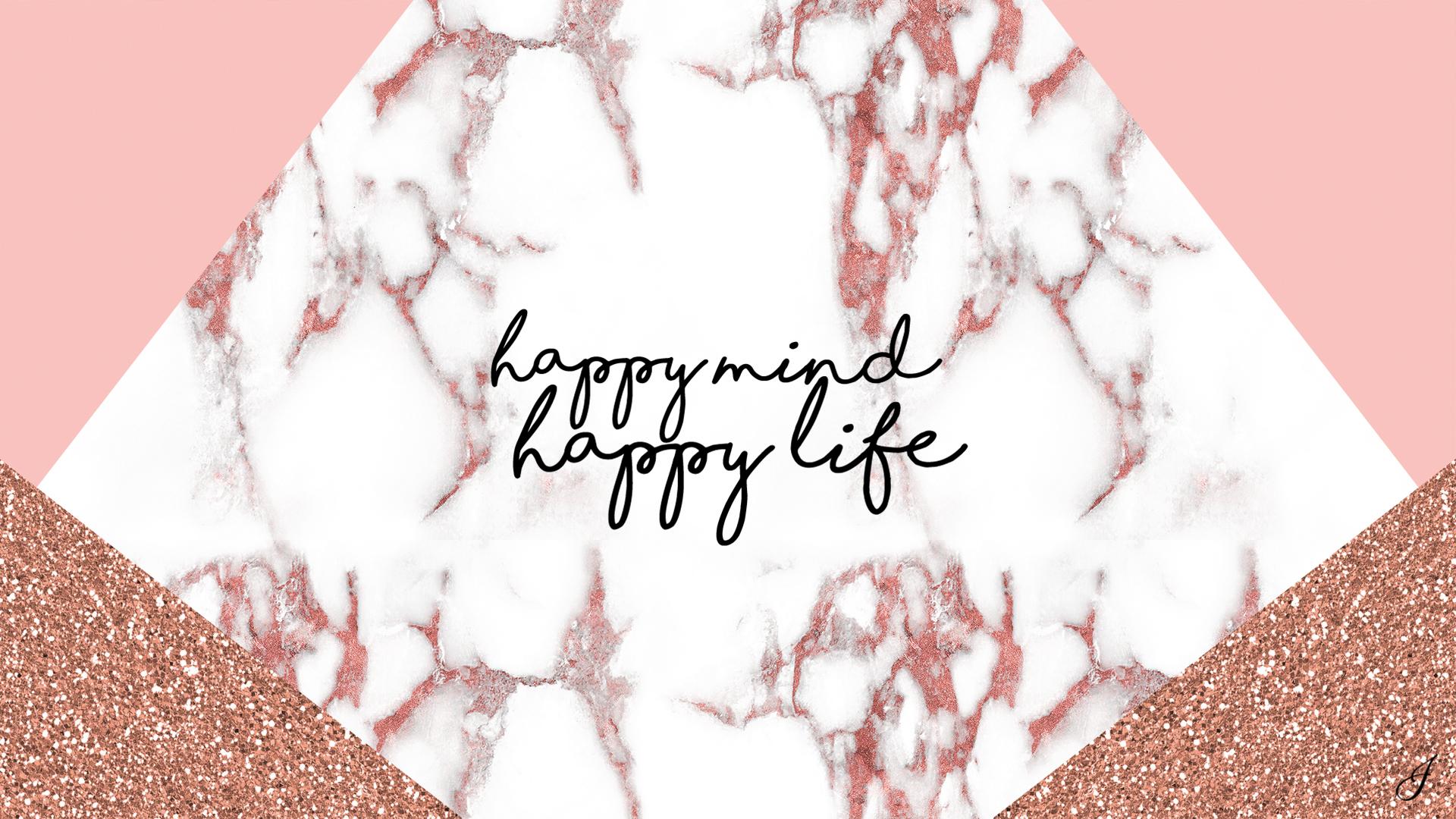 Wallpaper Koral Hd Wallpaper Rose Gold Marble