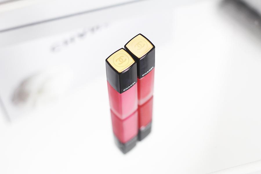 rouge allure ink le rouge l vres liquide mat chanel julie world of beauty. Black Bedroom Furniture Sets. Home Design Ideas
