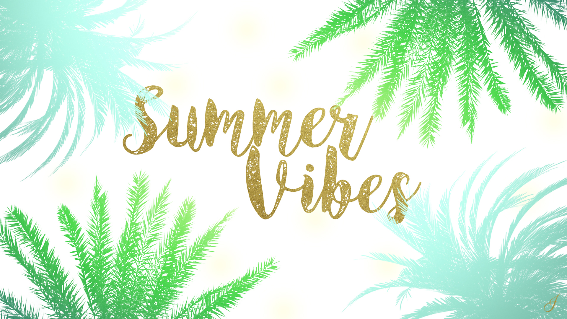 Summer vibes julie world of beauty for Fond ecran marbre