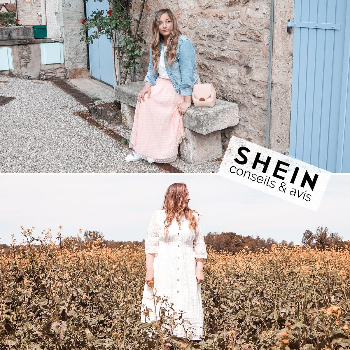 Shein Conseils Avis Julie